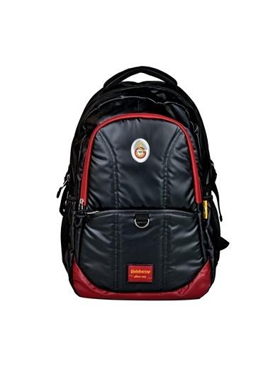 Galatasaray Okul Çantası Siyah
